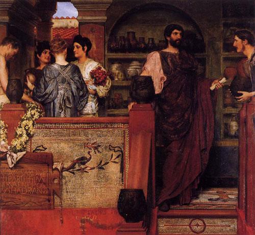 Адриан в Англии: посещение римско-британской керамики