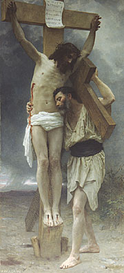 Compassion!. 1897. Oil on canvas. Private collection