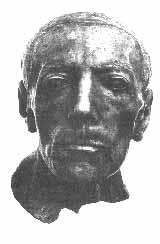 Посмертная маска Фридриха Великого