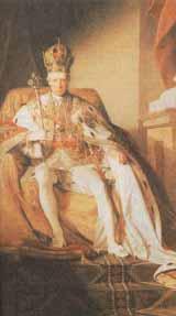 Франц I - австрийский император, муж Марии-Терезии