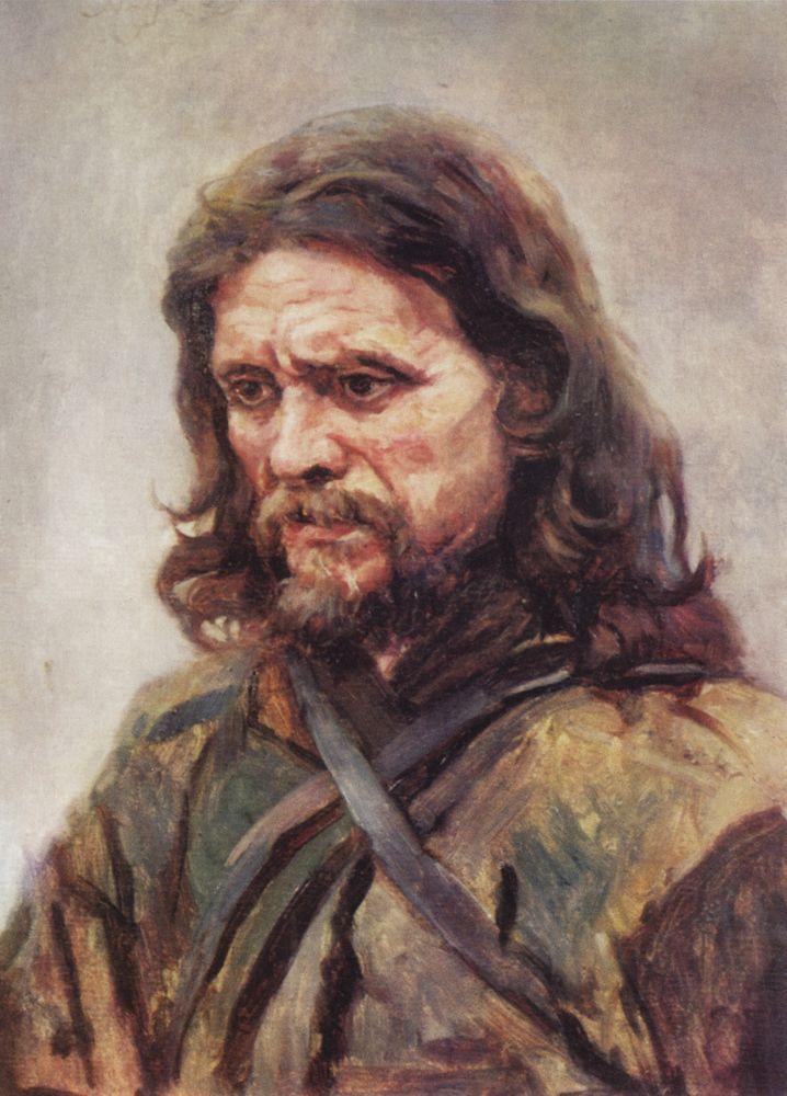 Василий Иванович Суриков. Боярыня Морозова